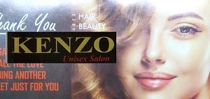 Photo-Kenzoo Unisex Salon